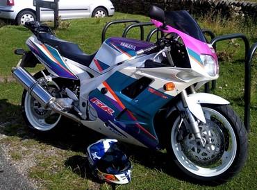 Yamaha Fzr R